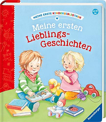 Meine ersten Lieblingsgeschichten (Meine erste Kinderbibliothek)