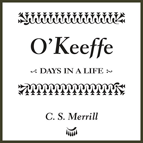O'Keeffe audiobook cover art
