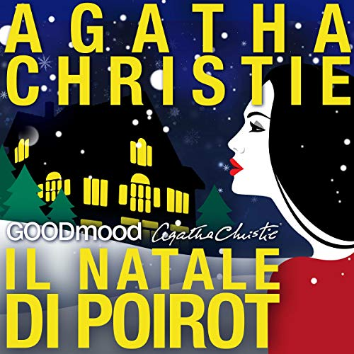 Il Natale di Poirot cover art