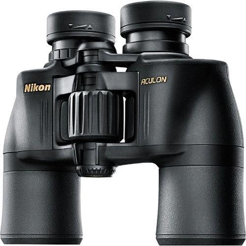 Nikon Aculon A211 8x42 Zoom Binoculars - Black