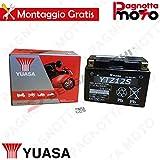 batería Yuasa ytz12s precargado sellada Moto guzzi MGS 110002004 2007