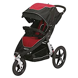 Graco relay click connect performance jogger stroller, Cougar
