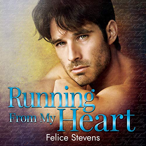 Running from My Heart audiobook cover art