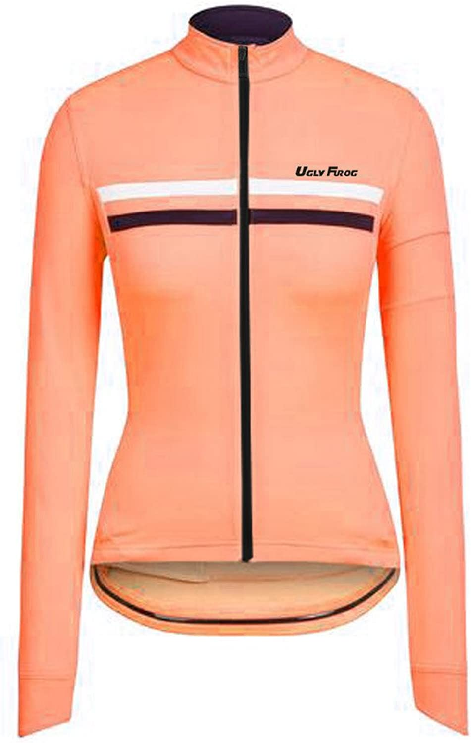 Uglyfrog 2016 WLS07 New Spring&Autumn Women's Long Sleeve Cycling Jerseys Outdoor Sports Wear Classical Bike Shirts Bicycle Tops Triathlon Clothing