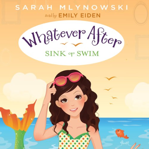 Sink or Swim Audiobook By Sarah Mlynowski cover art