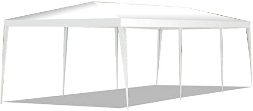 AchieveUSA 10' x 30' Outdoor Canopy Tent with Side Walls