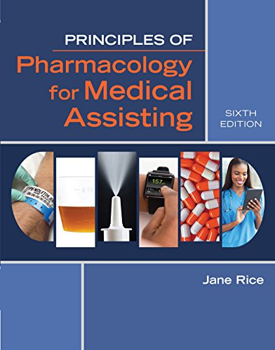 519xDGt1RBL - Principles of Pharmacology for Medical Assisting