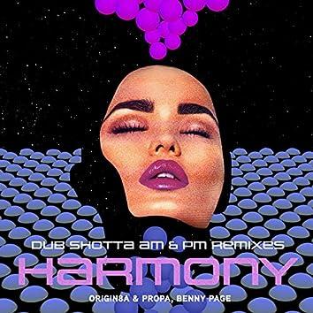 Harmony (Dub Shotta Mixes)