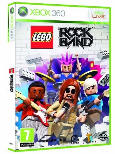 Lego Rock Band - Game Only (Xbox 360) [Importación inglesa]