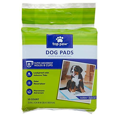 Top Paw Adhesive Training Dog Pet Pee Pads 23