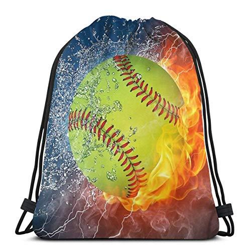 Bolsa impermeable con cordón para gimnasio, mochila deportiva, bolsa de cuerda para regalos para mujeres y hombres