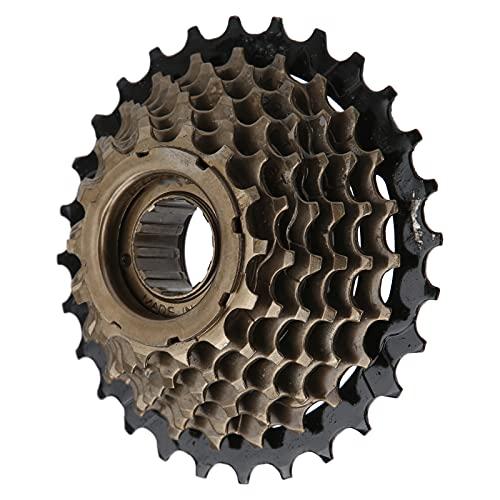 Gaeirt Fahrradfreilauf, Robustheit 7-Gang-Drehfreilauf für Mountainbikes