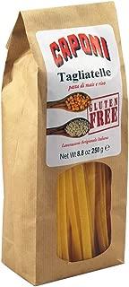 Caponi Gluten Free Tagliatelle Pasta - 8.8 ozs.