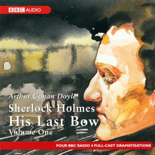 Sherlock Holmes cover art