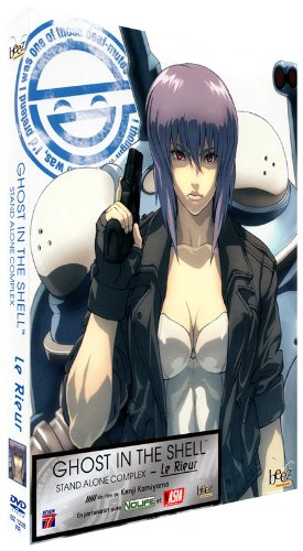 Ghost in The Shell : Stand Alone Complex-Le Rieur [Édition Collector]