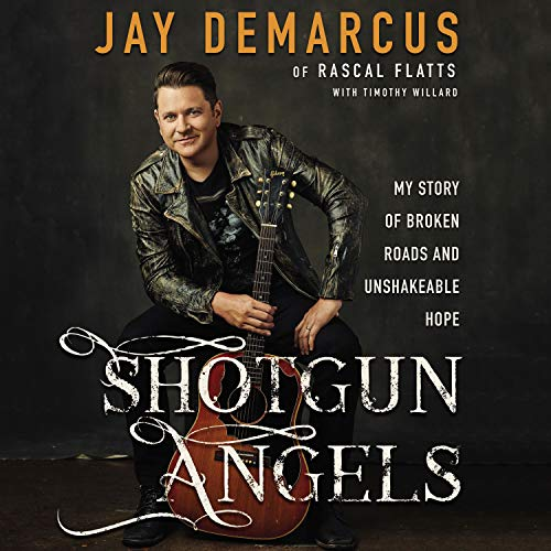 Couverture de Shotgun Angels