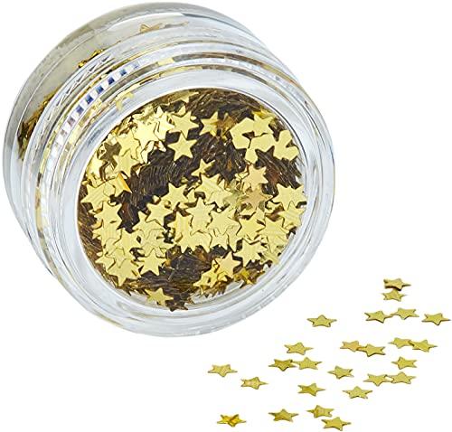 Stargazer - Paillettes étoiles, Doré