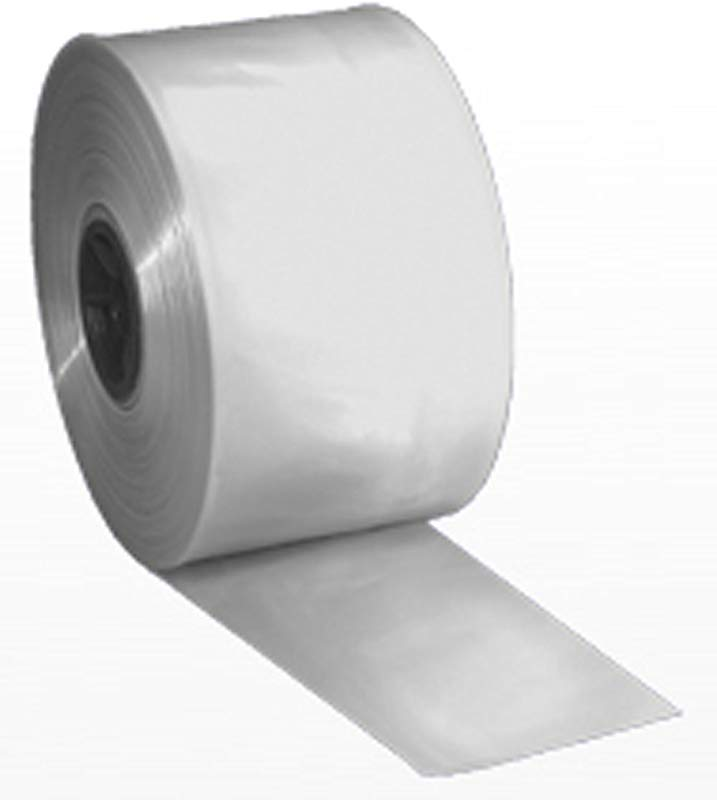 3 X 1100 Roll Of 4 Mil Clear Poly Tubing