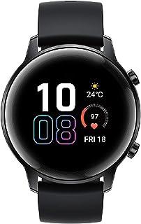 Honor 55024994 MagicWatch 2 Smart Watch, Fitness Tracker con Monitor de Frecuencia Cardíaca y Estrés, Ejercicios de Ejercicios, Lauf-App, 42 mm, Negro (Reacondicionado)
