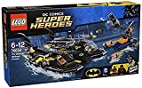 LEGO - 76034 - DC Comics Super Heroes - La Poursuite en Batboat dans le Port