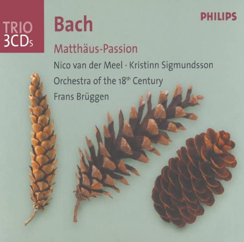 Various artists, Orchestra Of The 18th Century & Frans Brüggen