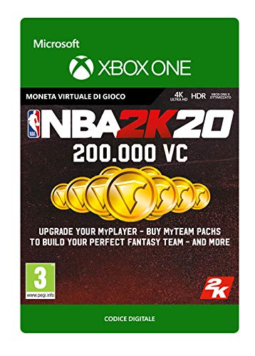 NBA 2K20: 200,000 VC | Xbox One - Codice download
