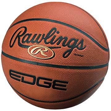 Fantastic Deal! Rawlings Edge Women's Composite Leather Indoor Basketball from