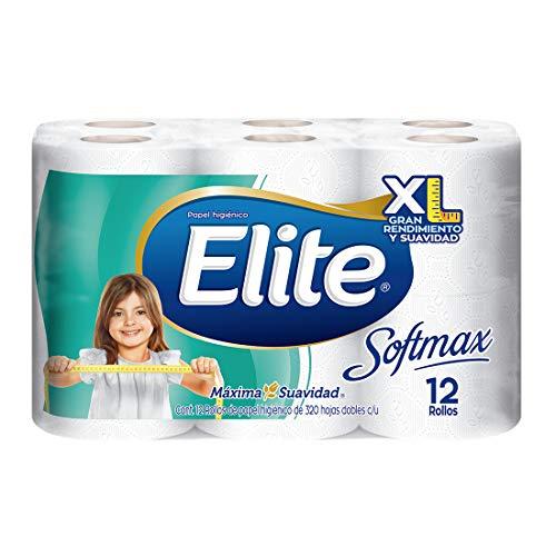 Papel Higienico marca Elite Softmax