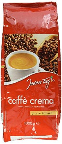 Jeden Tag Caffe Crema Ganze Bohne, 1kg