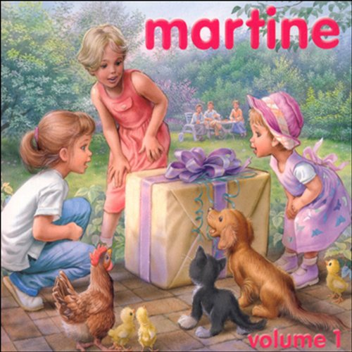 Martine - volume 1 cover art