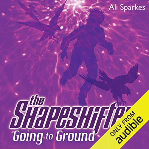 The Shapeshifter: Going to Ground cover art