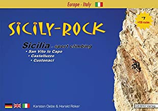Sicily-Rock: Sicilia - sport climbing, SanVito lo Capo, Castelluzzo, Custonaci