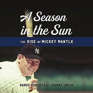 A Season in the Sun audiobook cover art
