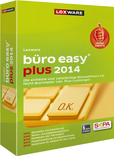 Lexware büro Easy Plus 2014 (Version 9.00)