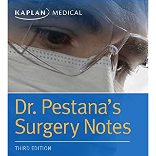 Dr. Pestana's Surgery Notes Titelbild