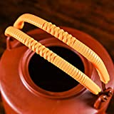 DKNMOL Bollitore Teiera Teiera-Jingdezhen Maifan Teiera in Pietra Ceramica Bollitore Freddo di Grande capacità Bollitore Freddo Grande Pentola A Trave Vecchio Stile per Il tè