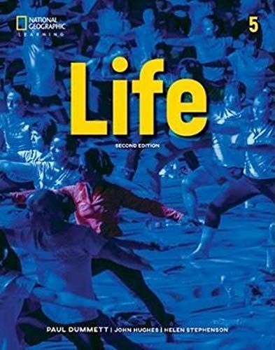 Life American 5 - Student Book With Mylifeonline and Web App e Lett - 02 Edition