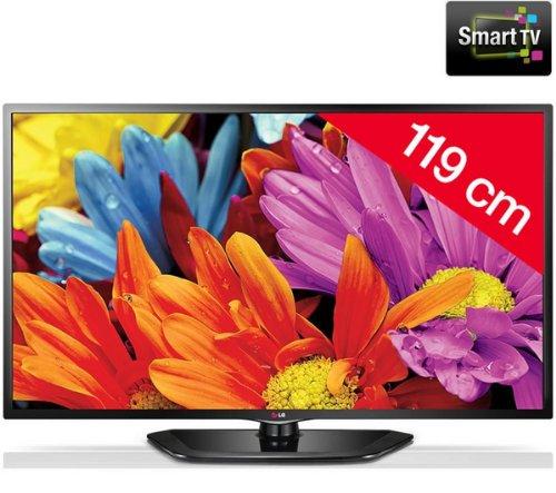 LG Televisor Led 47LN570S + Kit de limpieza SVC1116/10: Amazon.es: Electrónica
