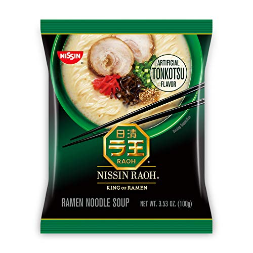 Best Deals! Nissin Raoh, Tonkotsu, 3.53 Ounce (6 Count)