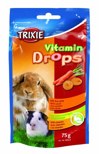 Trixie Carrot Vitamin Drops 75 g