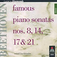 Piano Sonatas.8, 14, 17, 21: Buchbinder