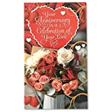 Wedding Anniversary Wishes Greeting Card-Your Anniversary Celebration of Your Love