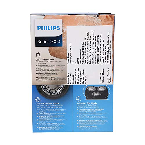Philips Aquatouch Wet and Dry Electric Shave S3350/08