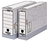 System Folio 80 mm T-Ordner (grau), Farbe grau, Papiergröße A4, Aktenordner und Büromaterial