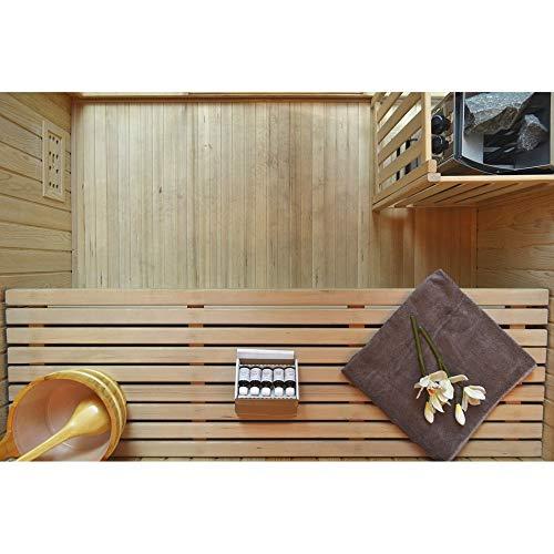 Home Deluxe - Traditionelle Sauna - Skyline L