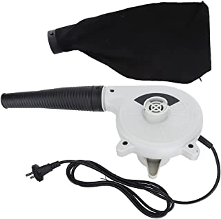 Elektrische Bladblazer, Elektrische Bladblazer, Stofzuiger met Zuignap, 600W 13000r / Min, 220~240V, voor Het Verwijderen ...