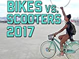 Clip: Bikes vs. Scooters: War of the Wheels
