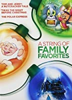 String of Family Favorites 3-Pack by Warner Home Video