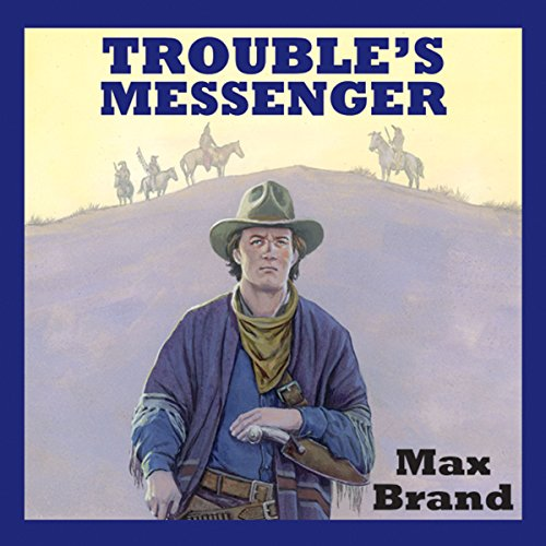 Trouble's Messenger audiobook cover art