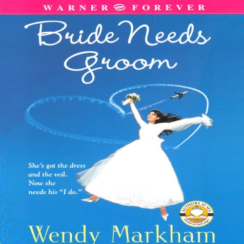 Bride Needs Groom audiobook cover art